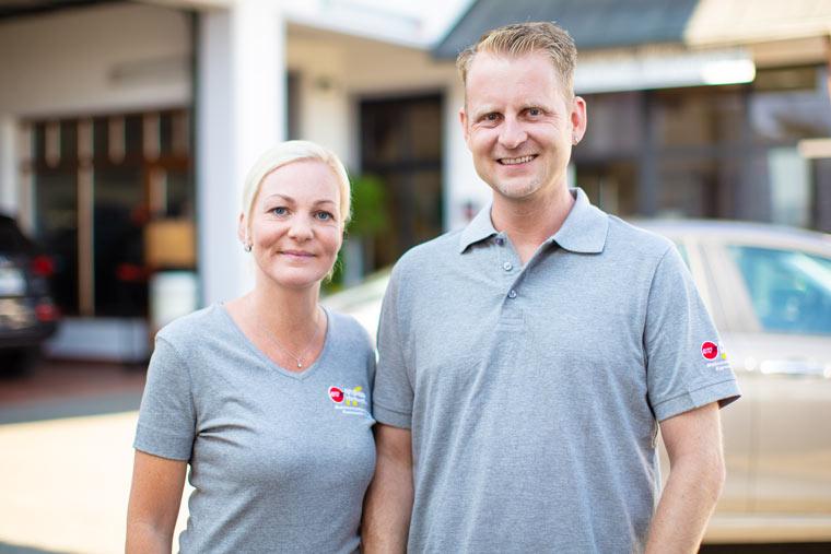 Inhaber von Auto Hartl in Kirchberg