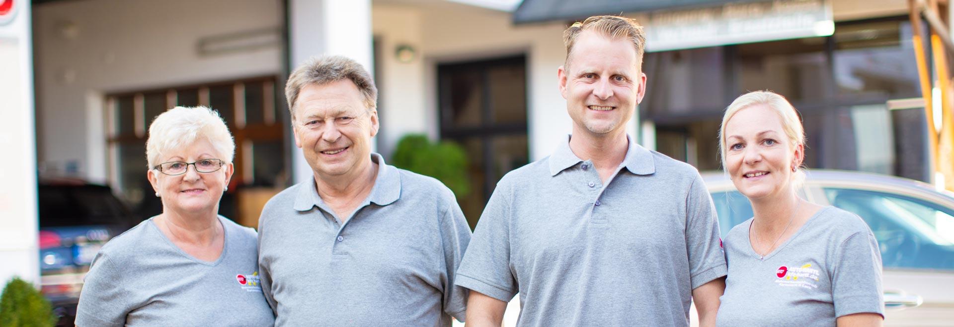 Inhaber und Geschäftsführer von Auto Hartl