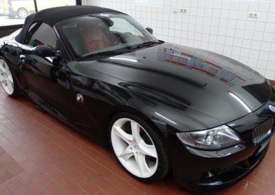 schwarzer BMW